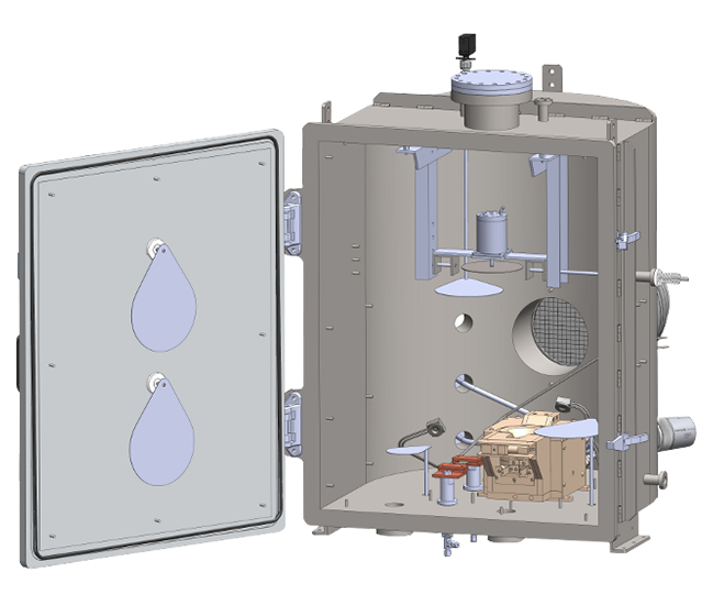 Combinational Electron Beam & Thermal Evaporation System